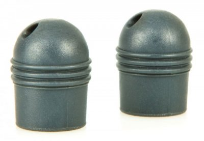 Robitronic R06106-2 - Fuel Bottle Nylon Cap - 2 Pcs