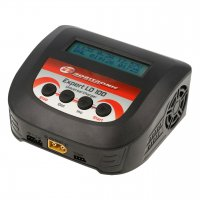 Robitronic Expert LD 100 Charger LiPo 2-4s 10A 100W - R01013