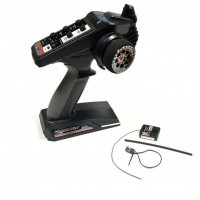 Kyosho Syncro KT231P 2.4 Ghz RC Transmitter With KR331 Receiver Combo - 82131B-1
