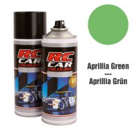 RC Car Colours - Aprillia Green 944 150 ml. Spray Paint