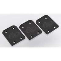 DE Racing DER-107-K - MP7.5/MP777 Rear Skid Plate - 3 Pcs
