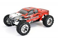 1/10 FTX Carnage 2.0 4WD Brushed Truck - Red (RTR, 2.4Ghz)