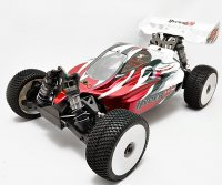 1/ 8 Buggy - Hobao Hyper VSE Red (RTR, 2.4Ghz) - HBVSE-C150RE
