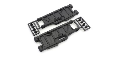 Kyosho IS205H - Hard Rear Lower Suspension Arm Inferno For MP10T - 2 Pcs